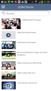 UGM Norte - screenshot