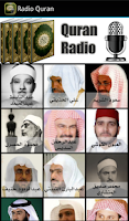 Screenshot of Quran Radio