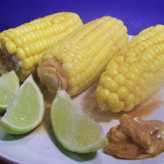 Chipotle-Lime Sweet Corn