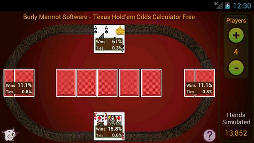 Hold'em Odds Calculator Free