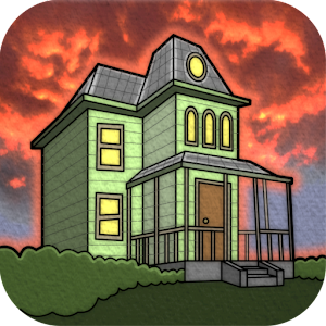 Cover art Spooky Manor - Mystery Game