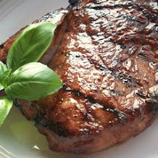 Savory Garlic Marinated Steaks