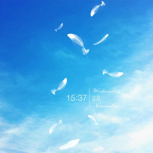 NATURE-SKY LOGO-APP點子