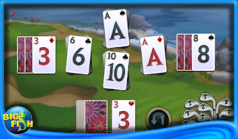 Screenshot of Fairway Solitaire! (Full)