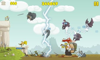 Screenshot of Clash of the Olympians