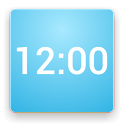 Roboto Clock icon