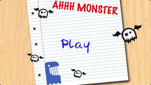 Ahhh Monster