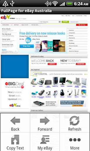 FullPage for ebay Australia