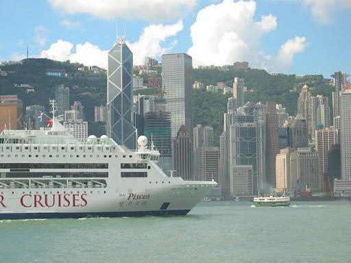 Hongkong by Jacek Gabryś