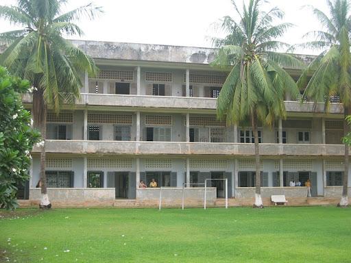 Gimnazjum w Centrum PP zamienione przez Pol Pota na więzienie