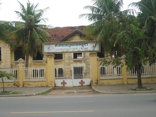 Kambodżański Czerwony Krzyż nie jest w najlepszej formie