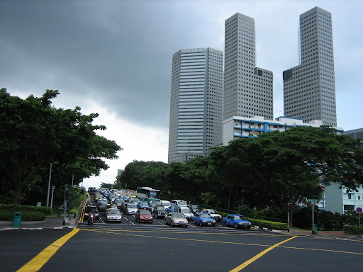 Singapur - FINE CITY