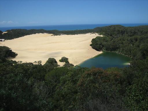 Fraser Island - czy to już raj?