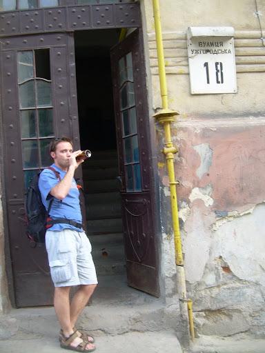 Żul z lwowskiej ulicy