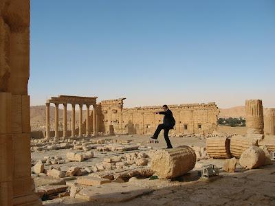 Demolka Palmyry
