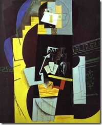 Card Player Pablo Picasso