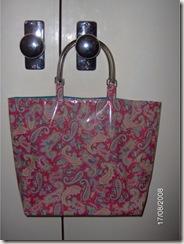 Paige Paisley PVC Bag
