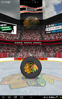 Screenshot of NHL 2015 Live Wallpaper