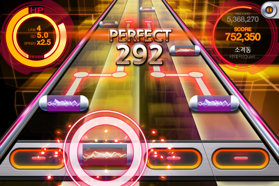 BEAT MP3 2.0 - Rhythm Game Screenshot 11