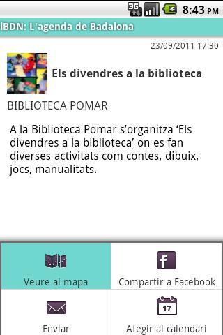 生活必備APP下載|iBDN: Agenda de Badalona 好玩app不花錢|綠色工廠好玩App