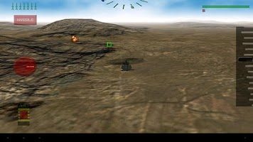 Screenshot of Stealth Chopper 3D
