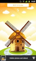 Screenshot of Blow windmill