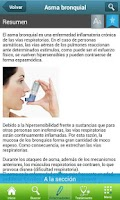 Screenshot of Para tu salud