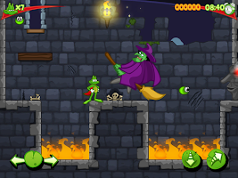 Screenshot of Superfrog HD