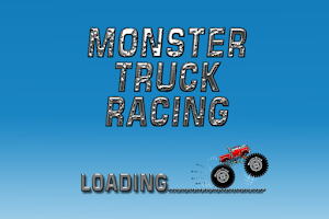 Screenshot of Fun Monster Truck Race 2