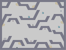 Thumbnail of the map 'Strange Affinities'