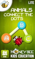 Screenshot of Animals Connect Dots Lite