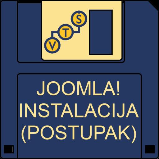 Android aplikacija Joomla! instalacija