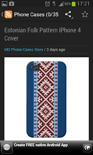 MD Phone Cases Store - screenshot