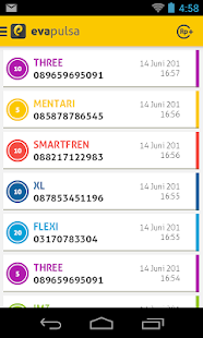 App evapulsa - aplikasi jual pulsa APK for Windows Phone
