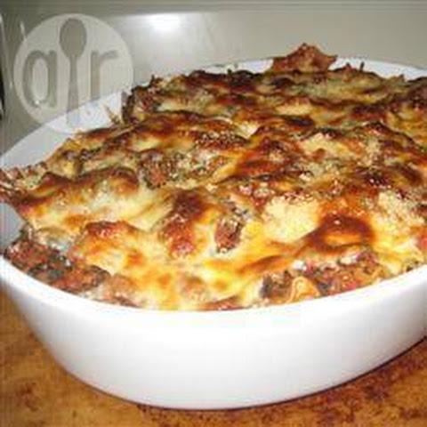Super-Easy Beef Lasagne