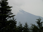 Mt. Fuji from Ashiwadayama summit