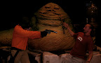 Mike getting busted in front of Jabba