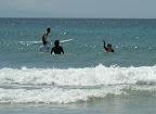 Aya surfing at Izu 01