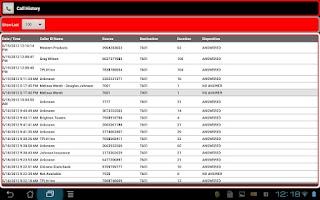 Screenshot of Bridge Operator Console 2.0