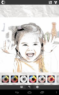 Sketch Me! - Sketch & Cartoon Screenshot