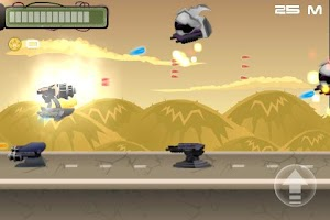 Screenshot of Alien Pig