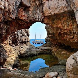 by Nikša Šapro - Nature Up Close Rock & Stone
