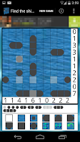 Screenshot of Find the ships - Solitaire