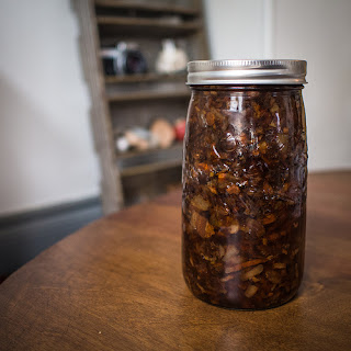 Bacon Jam Recipe with Bourbon, Maple and Espresso