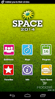 Screenshot of Space 2014