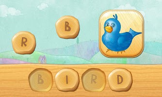 Screenshot of Smart Speller English (Kids)