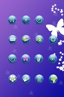 Screenshot of Butterfly Theme