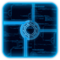 Blueprint Tech Live Wallpaper icon