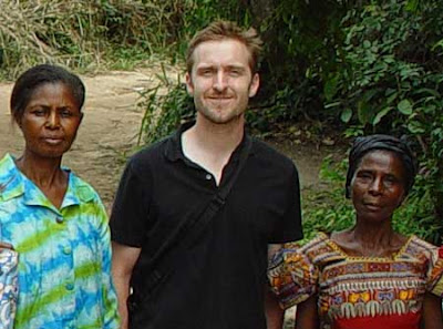 World Endeavors - Tom in Ghana