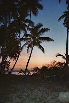 Sunset, trinidad